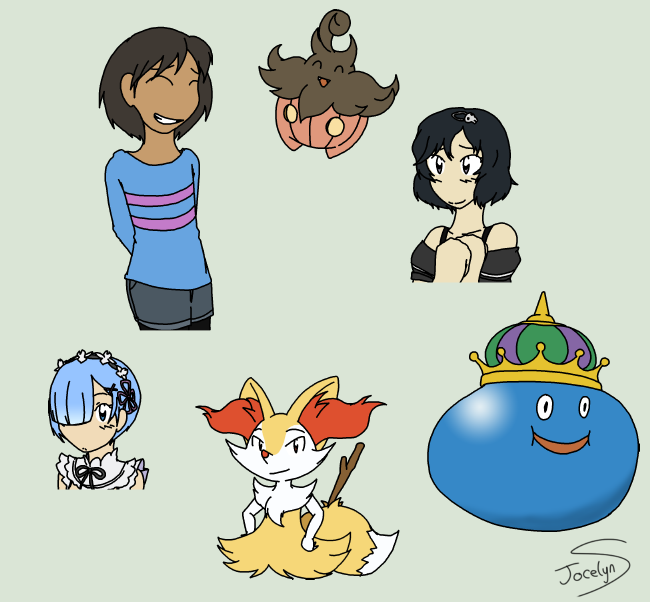 Fanart Doodles