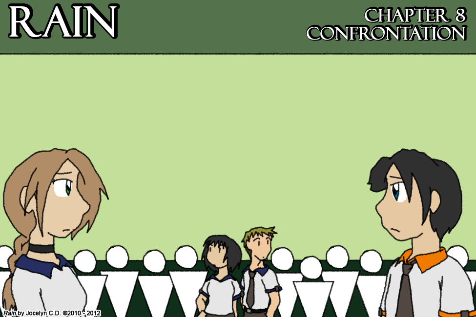 Chapter 8 - Confrontation