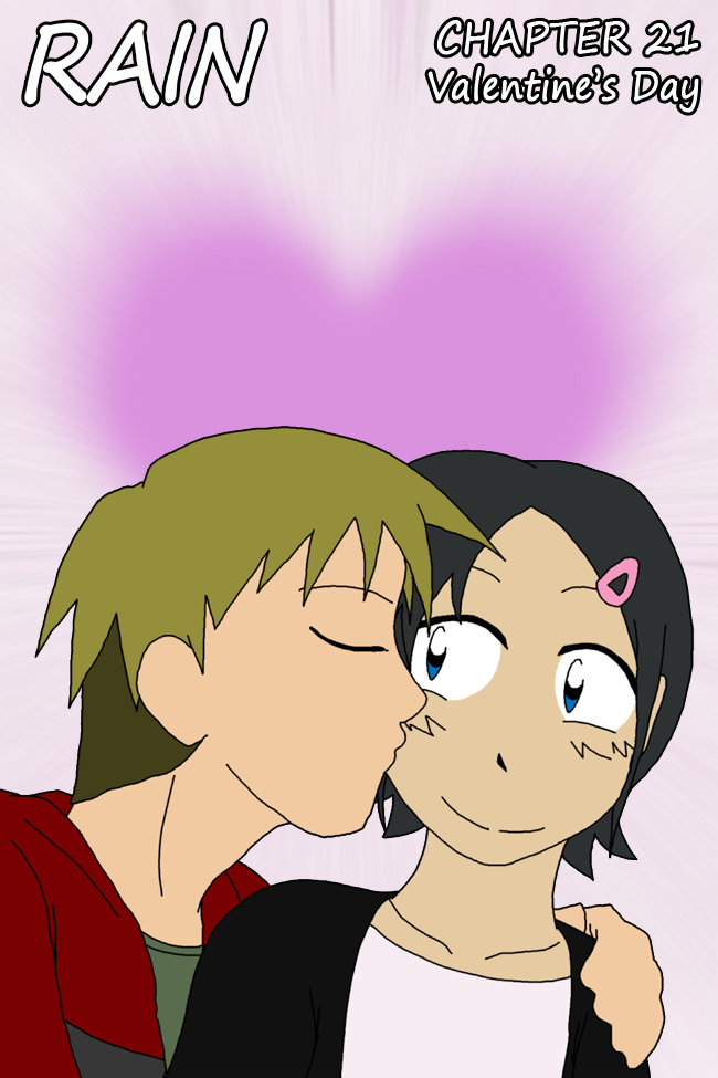 Chapter 21 - Valentine's Day [FAKE]